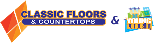 Classic Floors and Countertops logo